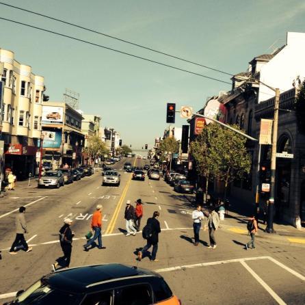 San Francisco: Roads