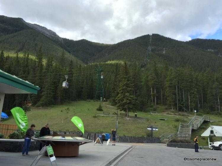 Banff Gondola-001