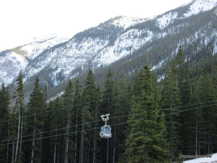 Banff Gondola Ride-001