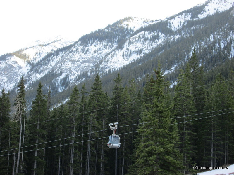 Banff Gondola Ride-001