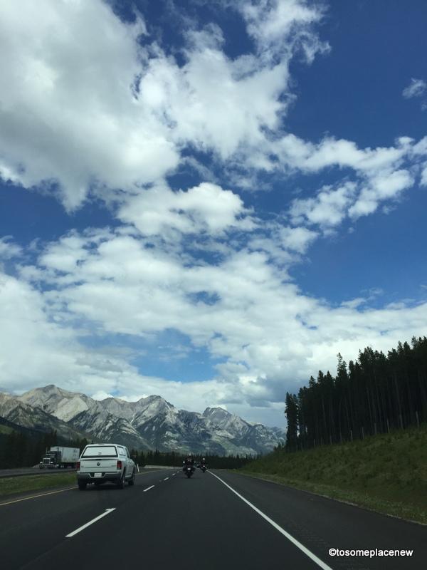Banff Road 2-001