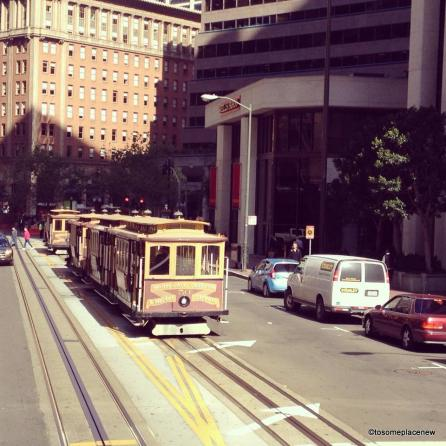 Cable Cars: San Francisco Roads