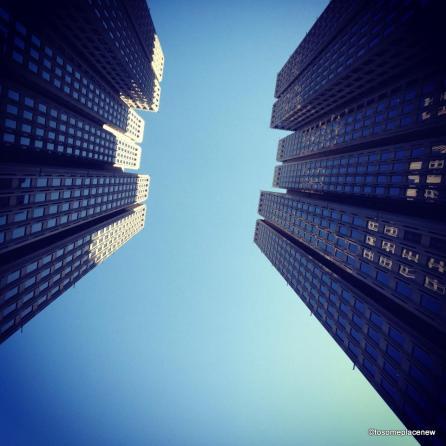 Skyscrapers in San Francisco