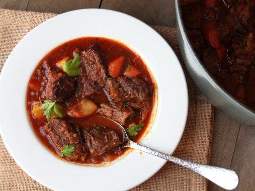 Hungarian Beef Goulash - Photo Credit: SeriousEats.com