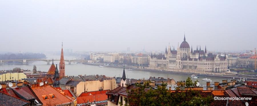Budapest - Cityscape