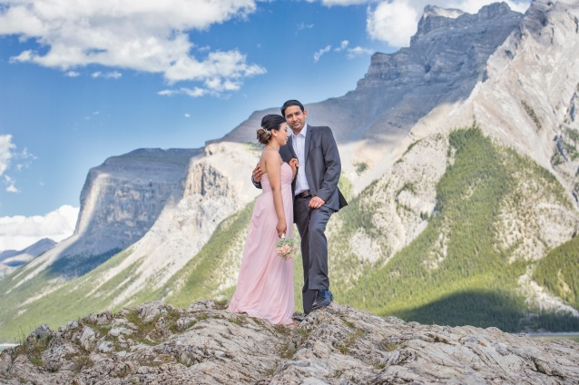 Banff Destination Wedding