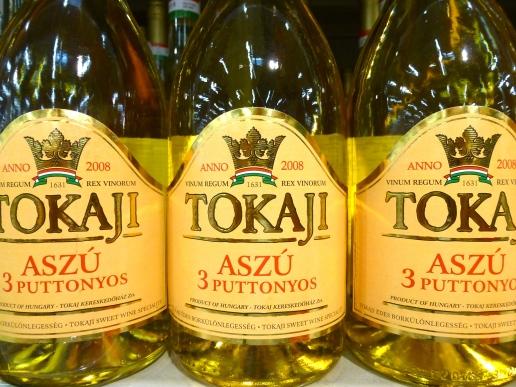 Tokaji Wine - Photo Credit http://anamericaninbudapest.com/