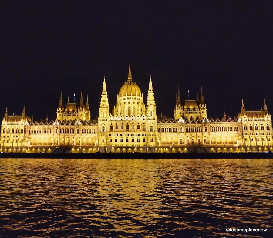 Parliament-Budapest