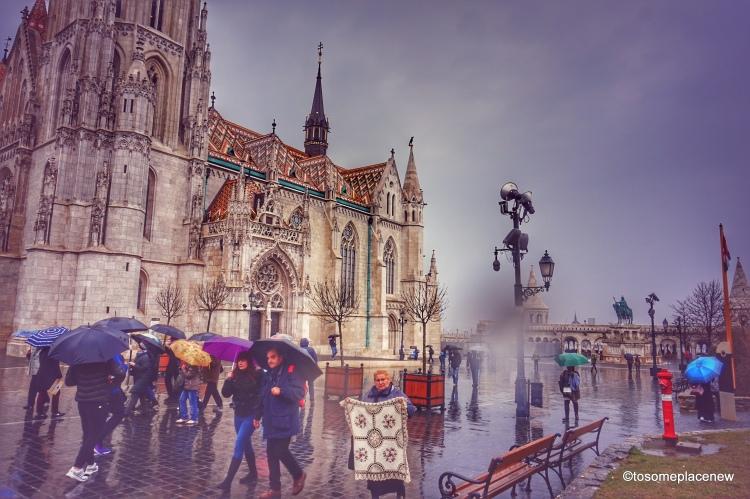 Budapest- ST MathiasChurch
