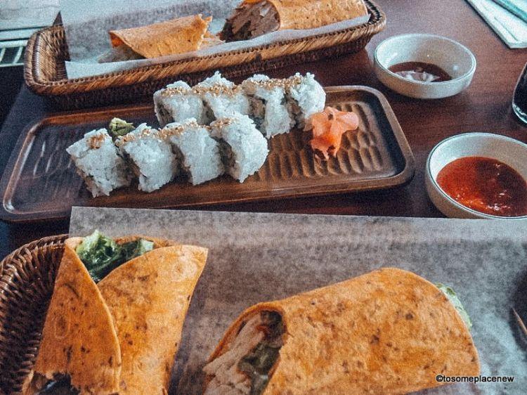 Multi-cuisines in Calgary